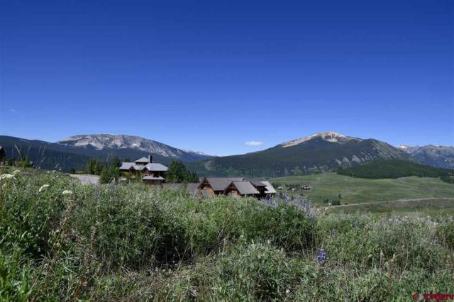 6 Black Diamond Trail, Mt. Crested Butte, CO 81225 (MLS #746696) :: CapRock Real Estate, LLC
