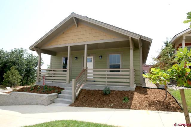 515 Confluence Avenue, Durango, CO 81301 (MLS #747217) :: CapRock Real Estate, LLC