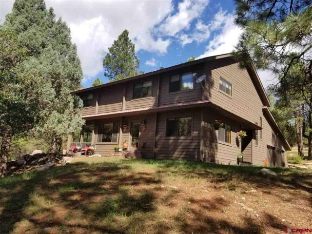 105 Rockridge Circle, Durango, CO 81301 (MLS #747309) :: Durango Mountain Realty