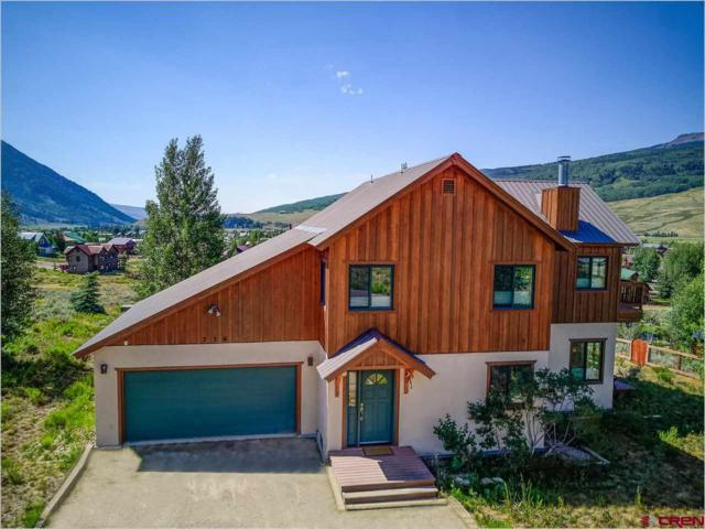 236 Goren Street, Crested Butte, CO 81220 (MLS #747690) :: The Dawn Howe Real Estate Network | Keller Williams Colorado West Realty