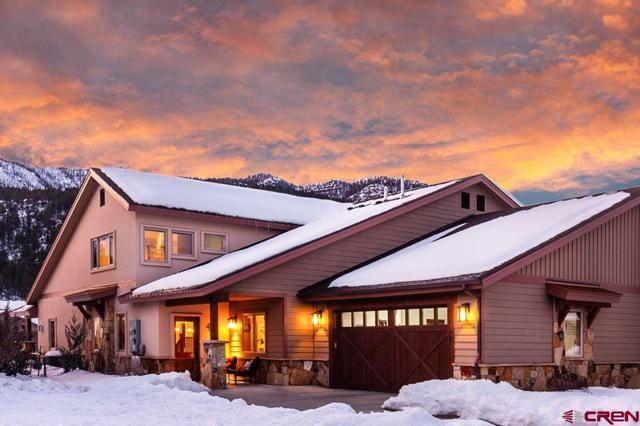 207 Trimble Crossing, Durango, CO 81301 (MLS #748485) :: Durango Mountain Realty