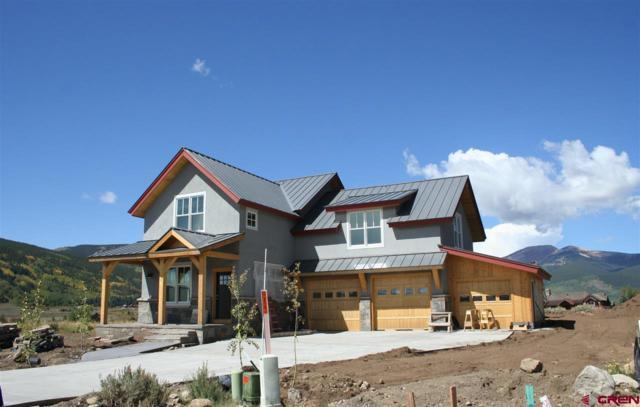 211 Larkspur Loop, Crested Butte, CO 81224 (MLS #748793) :: Durango Home Sales