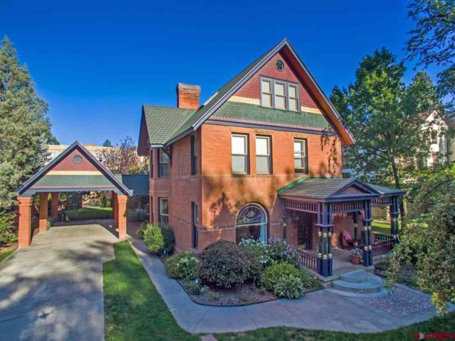 1237 E 3rd Avenue, Durango, CO 81301 (MLS #749355) :: CapRock Real Estate, LLC