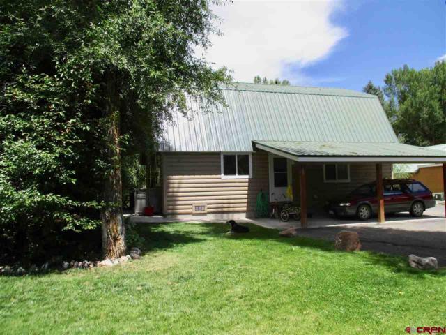 115 Wildrose Lane, Gunnison, CO 81230 (MLS #750053) :: Durango Home Sales