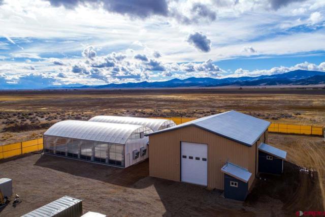48256 County Road T, Saguache, CO 81149 (MLS #752004) :: The Dawn Howe Group | Keller Williams Colorado West Realty