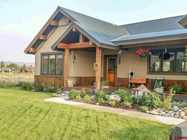 185 Tomichi Creek Loop, Gunnison, CO 81230 (MLS #752696) :: The Dawn Howe Real Estate Network | Keller Williams Colorado West Realty