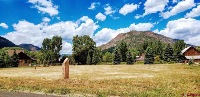 790 Red Rock Road, Durango, CO 81301 (MLS #754547) :: Durango Mountain Realty