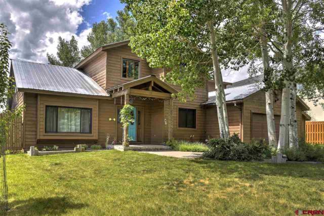 203 Hillcrest Drive, Durango, CO 81301 (MLS #756296) :: Durango Mountain Realty