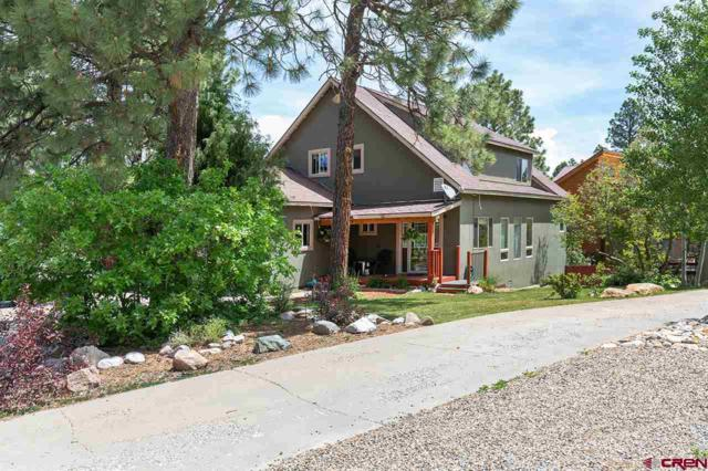 14 Willow Ct., Durango, CO 81301 (MLS #756563) :: The Dawn Howe Group | Keller Williams Colorado West Realty