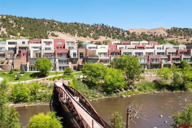 555 Rivergate Lane B2-141, Durango, CO 81301 (MLS #757440) :: The Dawn Howe Group   Keller Williams Colorado West Realty