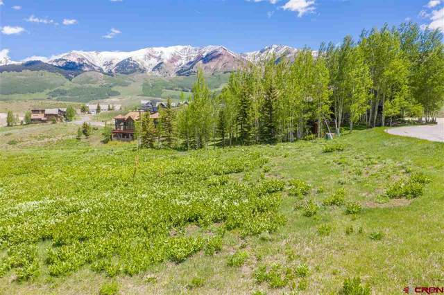 1 Copper Lane, Mt. Crested Butte, CO 81225 (MLS #759050) :: The Dawn Howe Group | Keller Williams Colorado West Realty