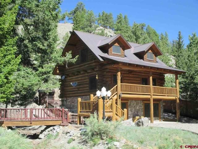 2537 Elk Road, Lake City, CO 81235 (MLS #760198) :: The Dawn Howe Group | Keller Williams Colorado West Realty