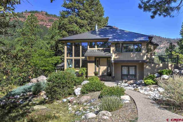 406 Starwood Trail, Durango, CO 81301 (MLS #762873) :: The Dawn Howe Group   Keller Williams Colorado West Realty