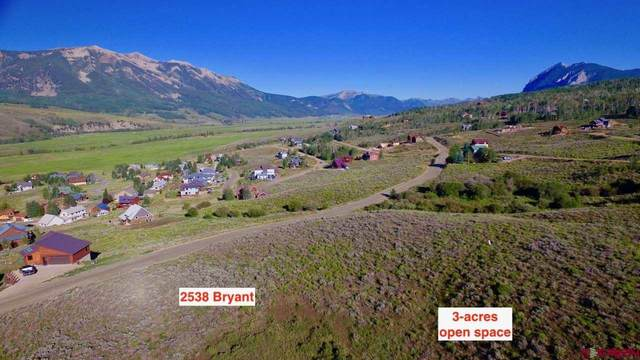 2538 Bryant Avenue, Crested Butte, CO 81224 (MLS #763007) :: The Dawn Howe Group | Keller Williams Colorado West Realty
