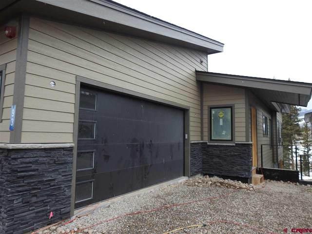 93 Tacoma (Lot 4) Drive, Durango, CO 81301 (MLS #763276) :: Durango Mountain Realty