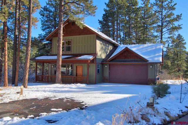 60 Clear Creek Loop, Durango, CO 81301 (MLS #763492) :: Durango Mountain Realty