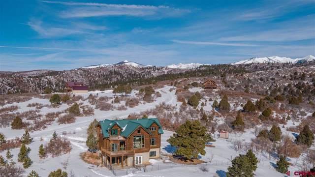 1554 Roberts Ridge Drive, Hesperus, CO 81326 (MLS #765389) :: Durango Mountain Realty