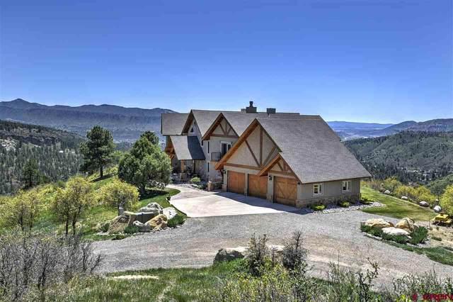 935 Mountain Memories Lane, Durango, CO 81301 (MLS #766930) :: Durango Mountain Realty