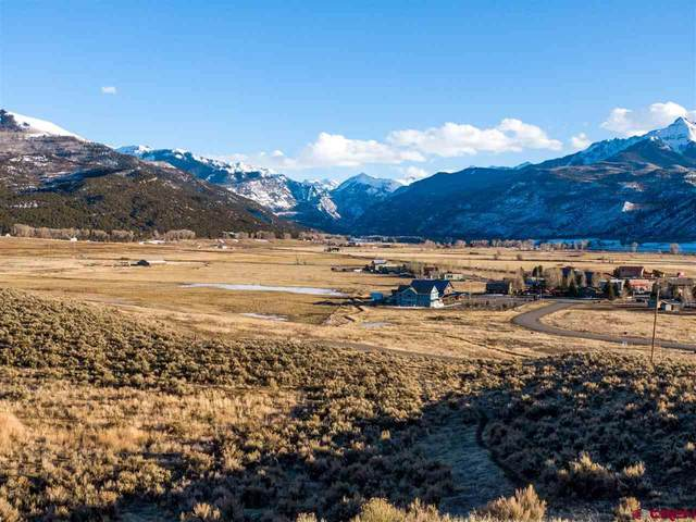 TBD Lot 17 Cimarron Drive, Ridgway, CO 81432 (MLS #767451) :: The Dawn Howe Group | Keller Williams Colorado West Realty