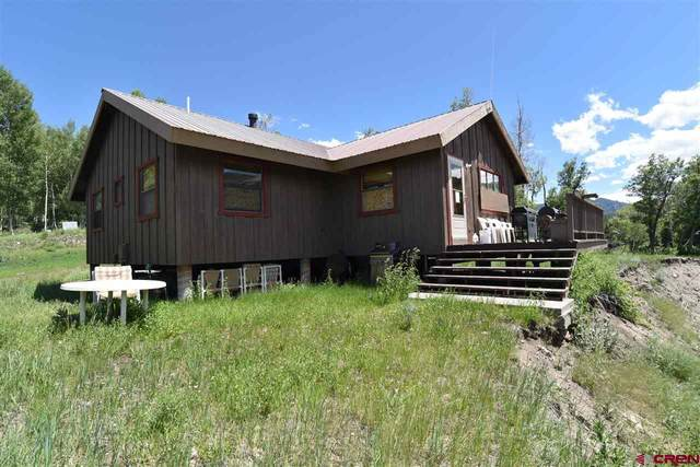 3909 County Road 864, Cimarron, CO 81220 (MLS #768843) :: The Dawn Howe Group | Keller Williams Colorado West Realty
