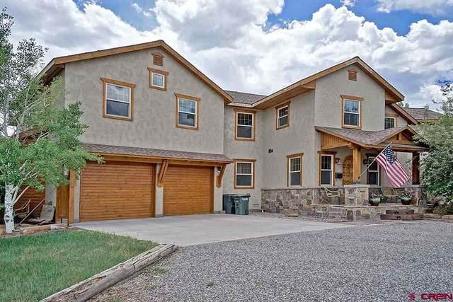 604 Sabeta Drive, Ridgway, CO 81432 (MLS #768900) :: The Dawn Howe Group | Keller Williams Colorado West Realty