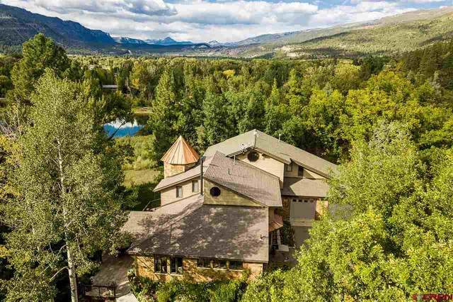 195 Cr 253, Durango, CO 81301 (MLS #769717) :: Durango Mountain Realty