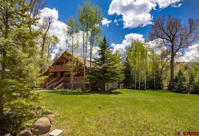 236 Red Ryder Circle, Pagosa Springs, CO 81147 (MLS #769766) :: The Dawn Howe Group | Keller Williams Colorado West Realty
