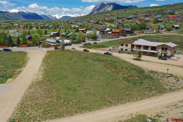 116 Gillaspey Avenue, Crested Butte, CO 81224 (MLS #769938) :: The Dawn Howe Group | Keller Williams Colorado West Realty
