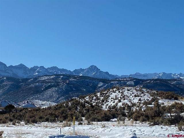 Lot 3 Sweetwater Lane, Ridgway, CO 81432 (MLS #770374) :: The Dawn Howe Group   Keller Williams Colorado West Realty