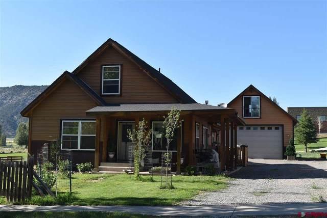525 Marion Overlook, Ridgway, CO 81432 (MLS #771385) :: The Dawn Howe Group | Keller Williams Colorado West Realty
