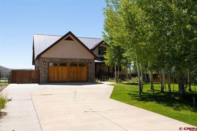 303 E San Juan, Gunnison, CO 81230 (MLS #774121) :: The Dawn Howe Group | Keller Williams Colorado West Realty