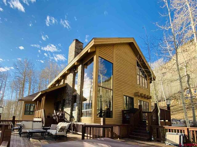 417 Falcon Ridge Road, Durango, CO 81301 (MLS #774238) :: The Dawn Howe Group | Keller Williams Colorado West Realty