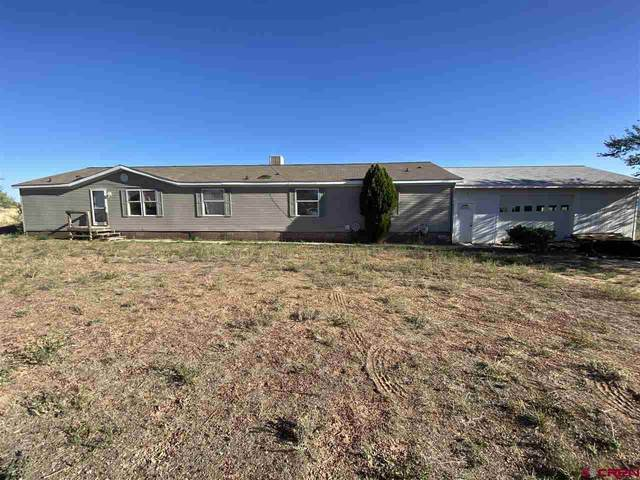 1414 S Chestnut, Cortez, CO 81321 (MLS #775195) :: The Dawn Howe Group | Keller Williams Colorado West Realty