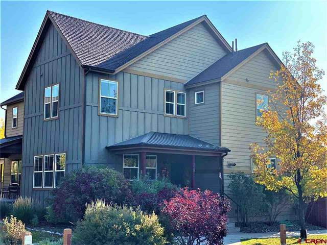 280 Clear Spring, Durango, CO 81301 (MLS #775225) :: The Dawn Howe Group | Keller Williams Colorado West Realty