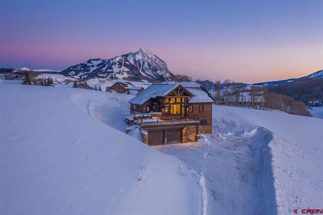 76 Meadow Drive, Mt. Crested Butte, CO 81225 (MLS #776850) :: The Dawn Howe Group | Keller Williams Colorado West Realty