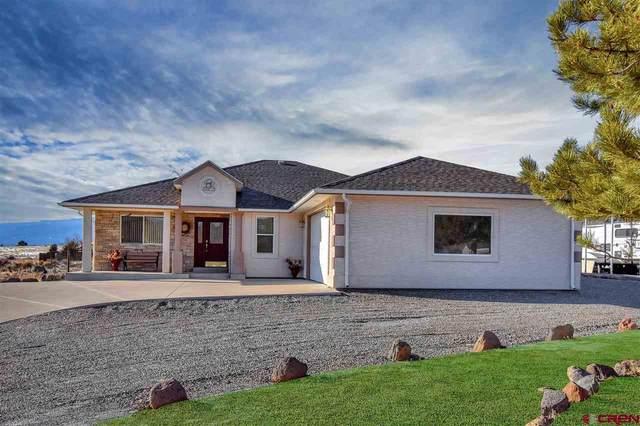18407 2375 Road, Cedaredge, CO 81413 (MLS #777841) :: The Dawn Howe Group | Keller Williams Colorado West Realty