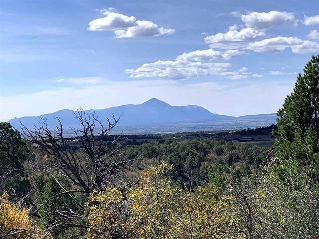 TBD Road P.2, Mancos, CO 81328 (MLS #777852) :: The Howe Group   Keller Williams Colorado West Realty