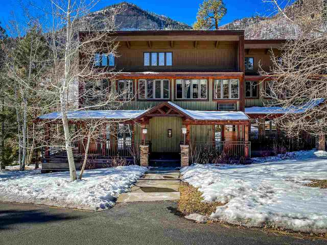 961 Tamarron Drive #552, Durango, CO 81301 (MLS #777896) :: Durango Mountain Realty