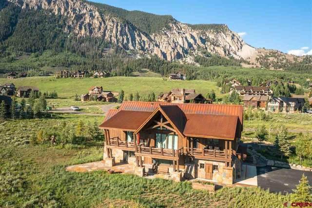 165 Trent Jones Way, Crested Butte, CO 81224 (MLS #778034) :: Dawn Howe Group   Keller Williams Colorado West Realty