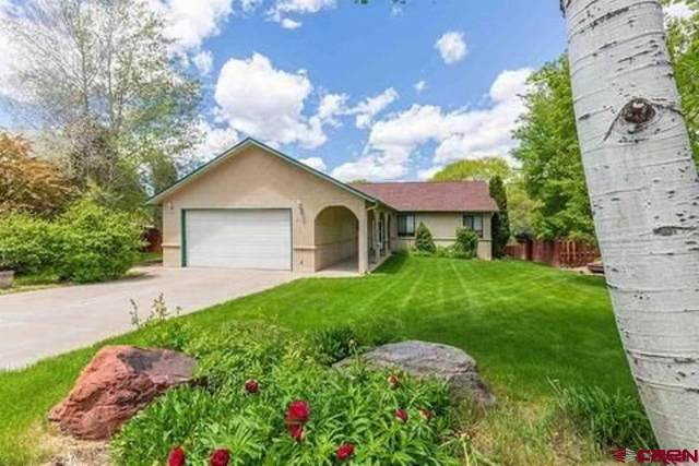 2027 Kingfisher Court, Durango, CO 81301 (MLS #780038) :: The Dawn Howe Group | Keller Williams Colorado West Realty