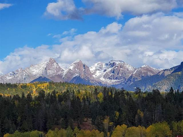 438 Hermosa Cliffs Road, Durango, CO 81301 (MLS #780099) :: The Howe Group | Keller Williams Colorado West Realty