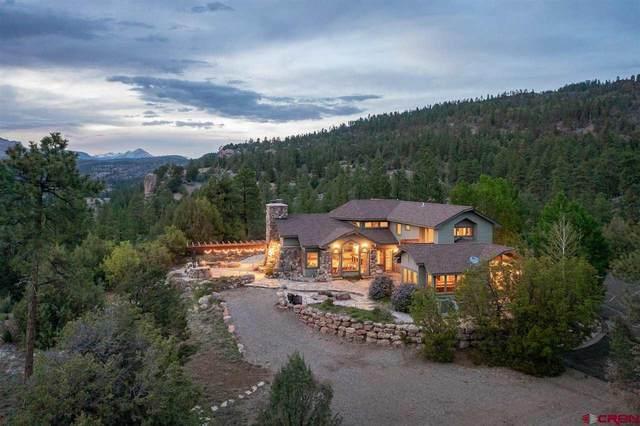 957 Elkhorn Mountain Road, Durango, CO 81301 (MLS #780223) :: The Howe Group | Keller Williams Colorado West Realty