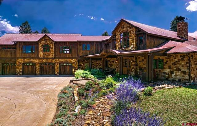 20 Fisher Canyon Ct, Ridgway, CO 81432 (MLS #780712) :: The Howe Group | Keller Williams Colorado West Realty