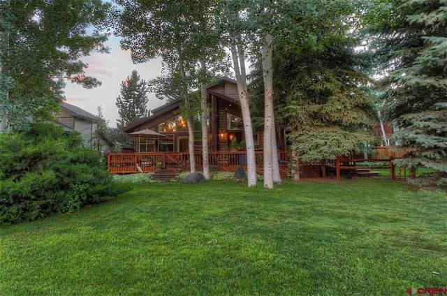 90 Long Hollow Lane, Durango, CO 81301 (MLS #783641) :: Durango Mountain Realty