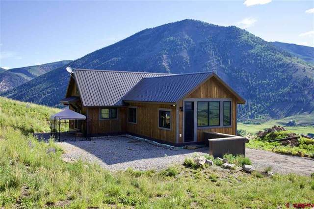 449 Red Mountain Road, Almont, CO 81210 (MLS #783845) :: The Howe Group | Keller Williams Colorado West Realty
