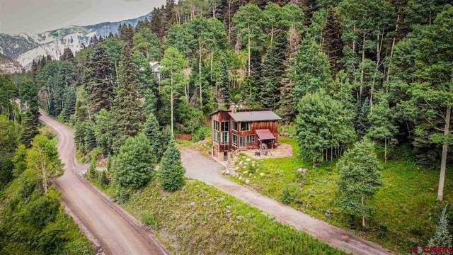 16 Canyon Creek Lane, Ouray, CO 81427 (MLS #784881) :: Dawn Howe Group | Keller Williams Colorado West Realty