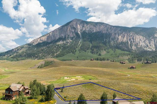 172 E Silver Sage Drive, Crested Butte, CO 81224 (MLS #785196) :: The Howe Group | Keller Williams Colorado West Realty