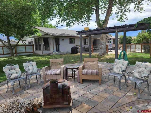 1623 Sneffels Street, Montrose, CO 81401 (MLS #785284) :: The Howe Group | Keller Williams Colorado West Realty