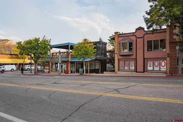 600 Main Avenue, Durango, CO 81301 (MLS #785361) :: The Howe Group   Keller Williams Colorado West Realty