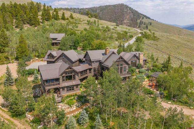 310 No Name Road, Almont, CO 81210 (MLS #785390) :: The Howe Group | Keller Williams Colorado West Realty